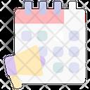 Promotion Date Promotion Announcement Icon