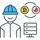 Proof Of Capacity Bitcoin Businessminer Icon
