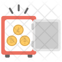 Proof Stake Exchange Icon