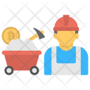 Proof of Work System Icon