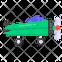 Prop Plane Propeller Aircraft Icon