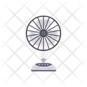 Propeller Cooling Fan Electronics Icon