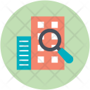 Property Apartment Search Icon