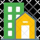 Property City Estate Icon