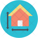 Property Measurement Valuation Icon