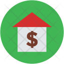 Home Property Value Icon