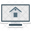 Property Website Building Icon