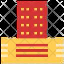 Building Hotel Architecture Icon