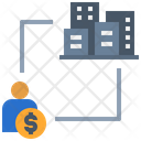 Property Asset Building Icon