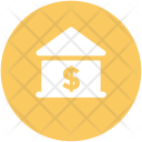 Property Dollar Home Icon