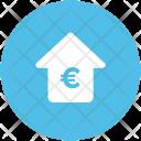 Property Euro Home Icon