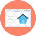 Property Website Estate Icon
