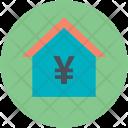 Property Rent Yen Icon