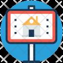 Property Advertising Icon