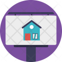 Property Advertising Sale Icon