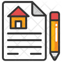 Property Papers Documents Icon