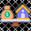 Property Balance Icon