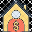 Real Estate Broker Real Estate Broker Icon