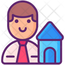 Property Broker Icon