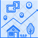 Property Chart Icon
