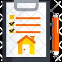 Property Check List Icon