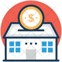 Property Value House Icon