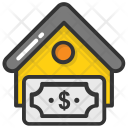 Property Value Money Icon