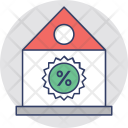 Property Discount Icon