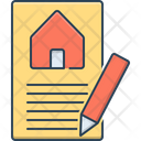 Property Valuation Property Home Icon