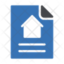 Property Document Home Document Document Icon