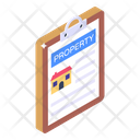 Home Document House Paper Home Agreement Icon