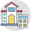 Property Estimation Analyzing Icon