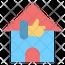 Feedback House Thumb Icon
