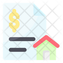 Payment Finance Property Finance Document Property Document Icon