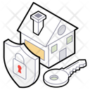 House Assurance Home Protection Home Security Icon
