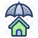 Property Insurance Home Insurance Home Safety Icon