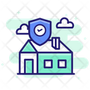 Property Insurance Investment Icon
