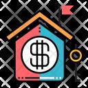 Property loan Icon