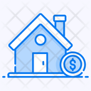 Property Loan Mortgage Loan Property Debt Icon