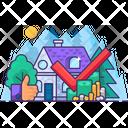 Property Market Transaction Money Finance Icon