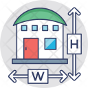 Property Measurement Icon