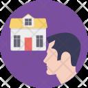 Property Agent Estate Icon