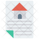 Property paper Icon