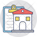 Property Papers Estate Icon