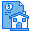 File House Money Icon