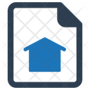 Document Agreement Property Icon