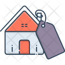 Real Estate Price Property Price Icon
