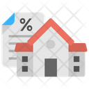 Property Price Home Value Property Interest Icon