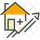 House Property Hike Icon