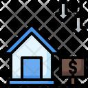Property Sale Icon